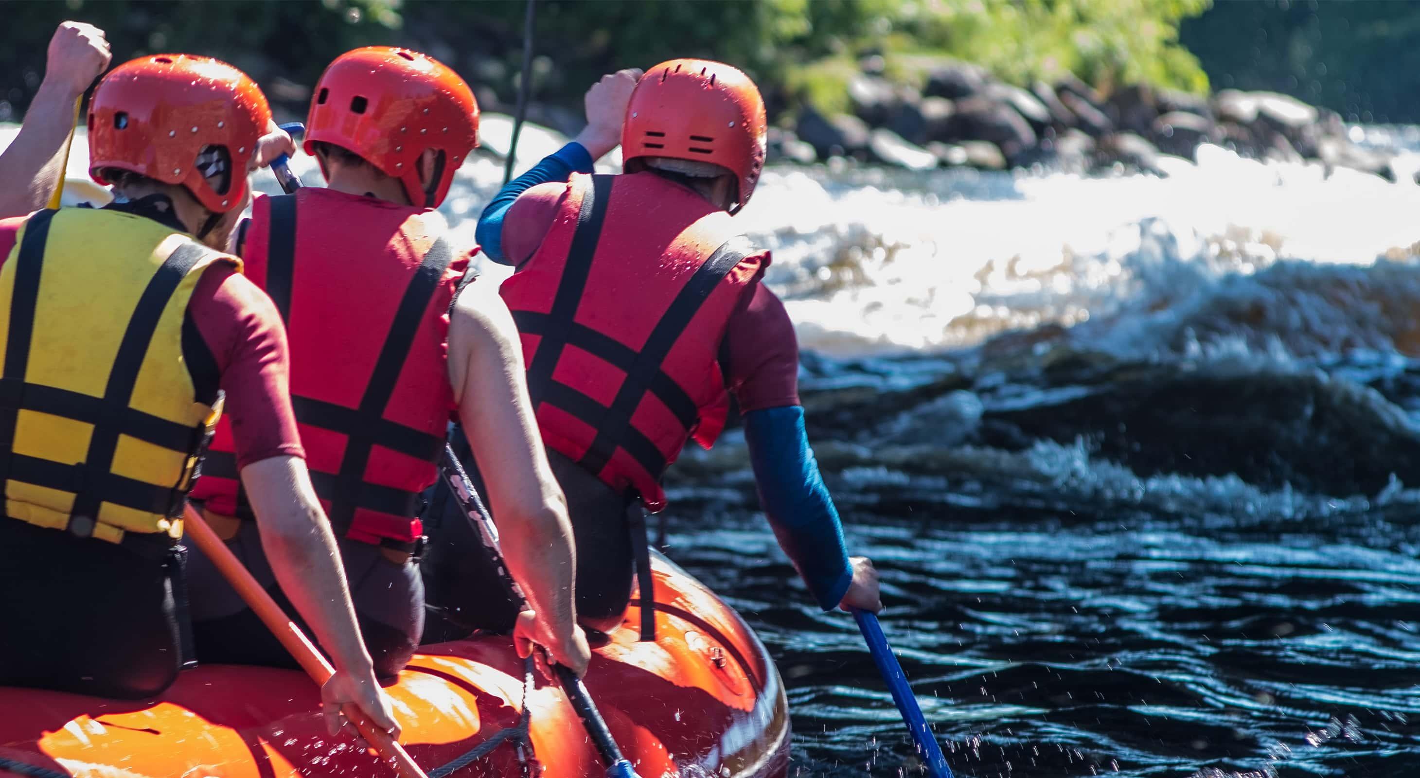 White water rafting - Top activities near Boone, NC